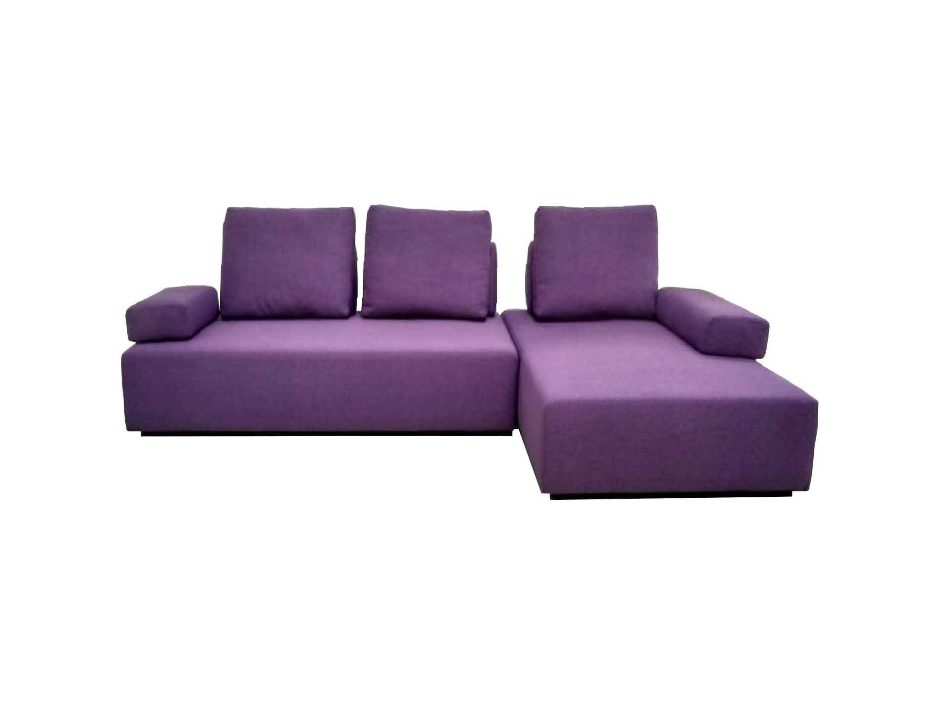 Valerio Designer Italian Fabric Sofa – Volonta – 4 Seater L-shape fabric sofa (2.7M)