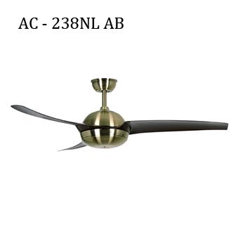 Acorn Ceiling Fan Ac 238 Ventilateur Nl 42 Amp 52 Best
