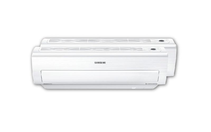 Samsung Inverter – 2 Ticks System 2 (AJ18FC3EC / AJ09FBADEC x2)