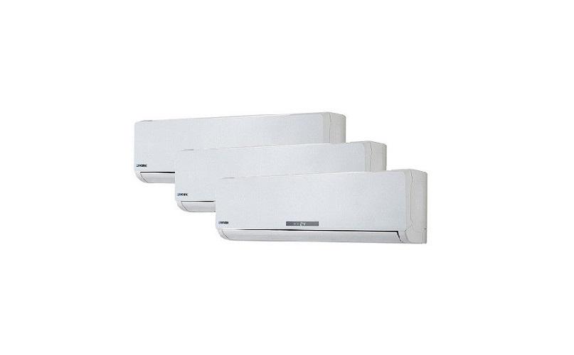 York 2 Ticks Inverter – System 3                            (YDHMYC021BAM7A-X/ YDHMXC009BAM7-FX x3)