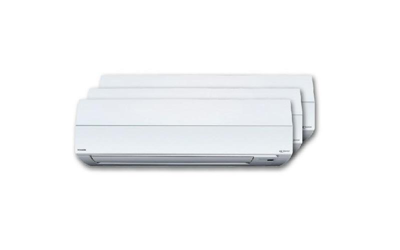 Toshiba Inverter – 5 Ticks System 3  (RAS-3M30U2ACVG-SG/RAS-M10U2KCVG-SG X 3)