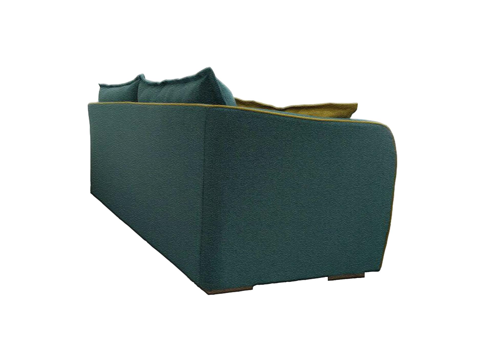 Valerio Designer Italian Fabric Sofa 3321 3 Seater