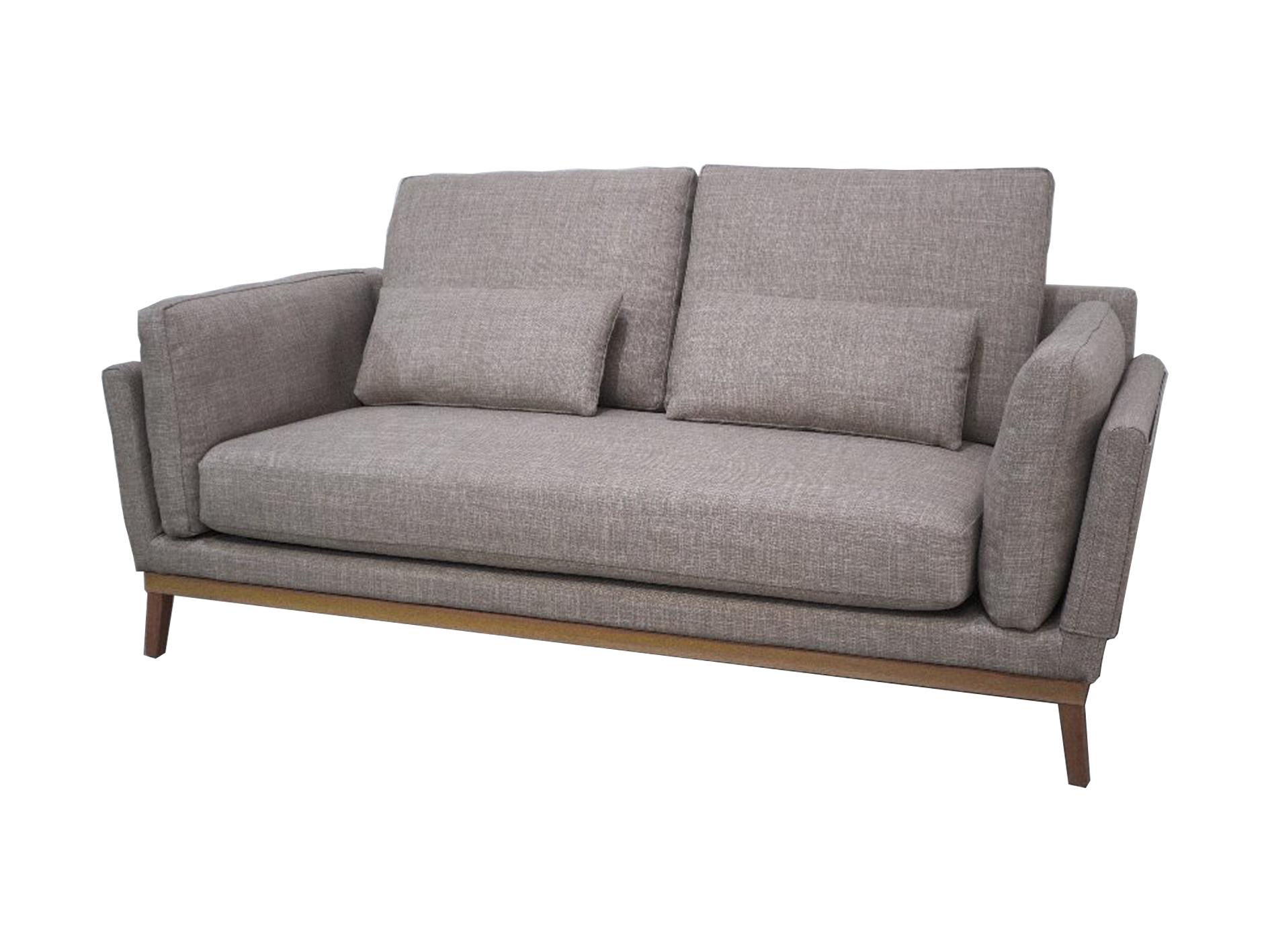 Valerio Designer Italian Fabric Sofa 3325 3 Seater