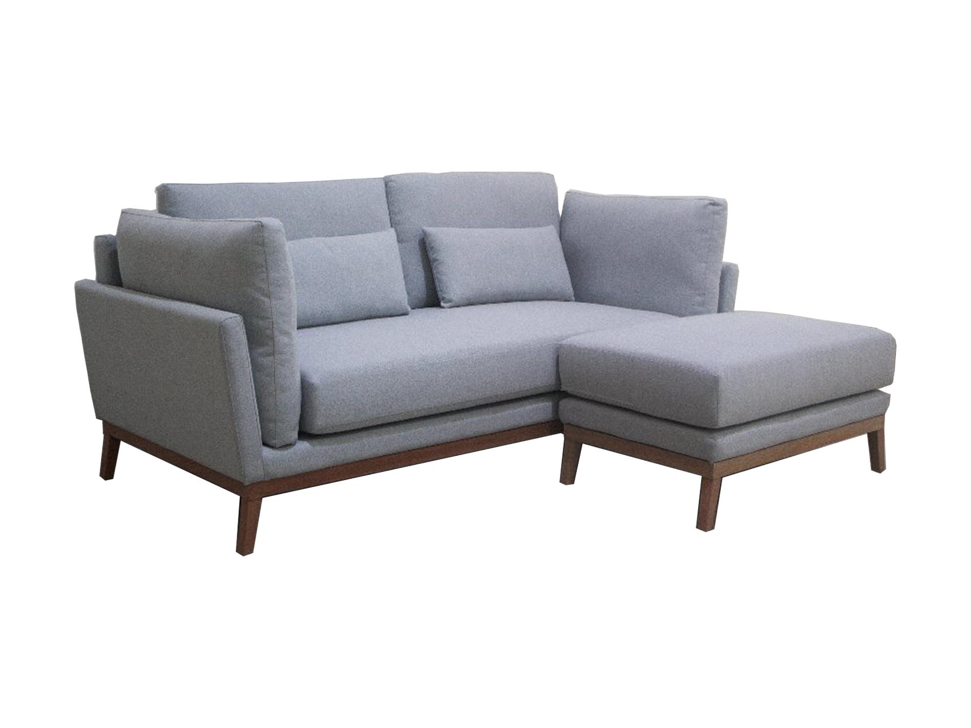 Valerio Designer Italian Fabric Sofa Abitato 3 Seater