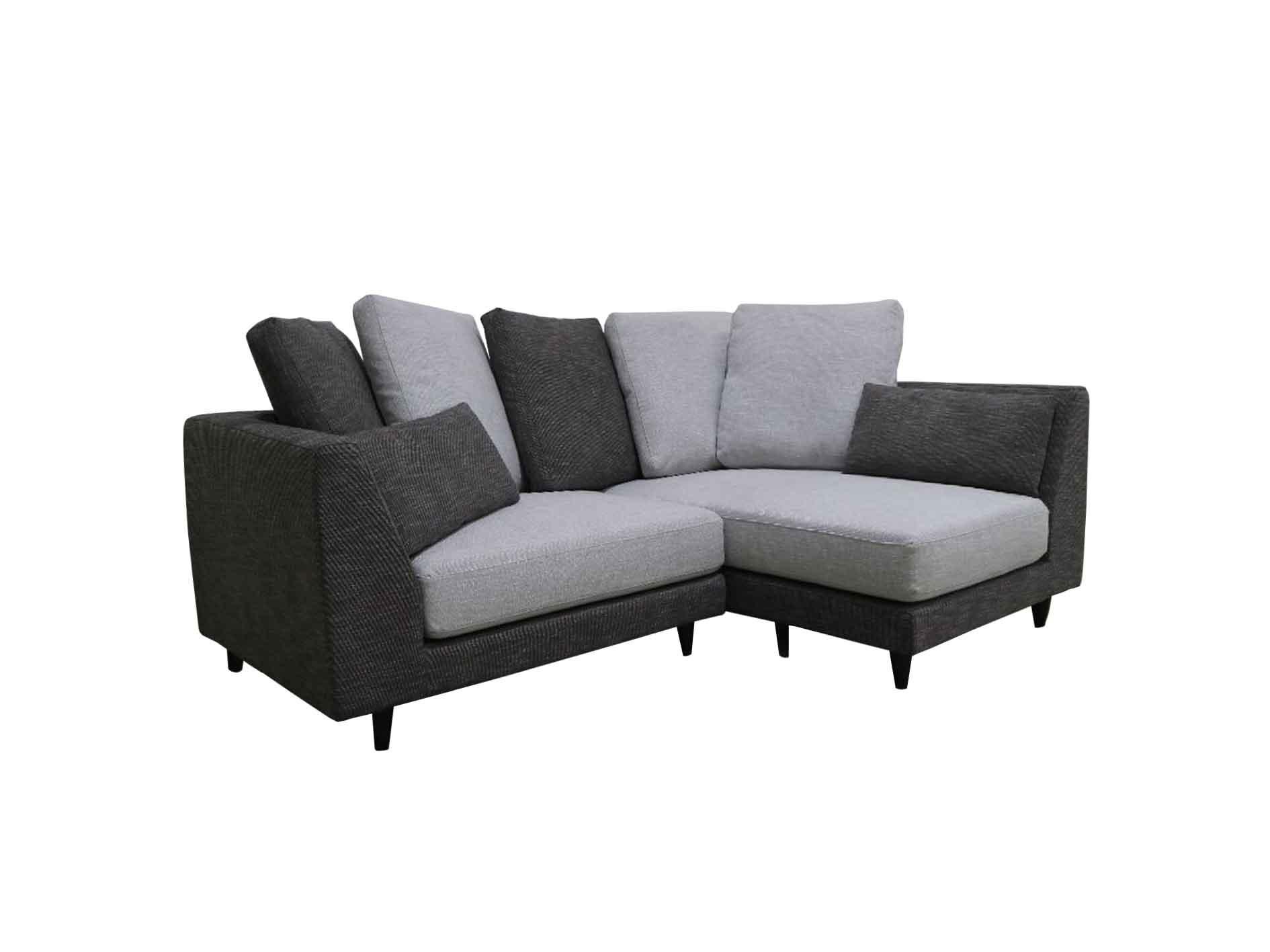 Valerio Designer Italian Fabric Sofa 3536 4 Seater L