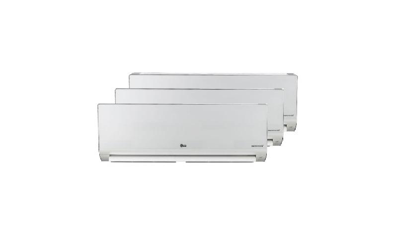 LG Artcool  – 4 Ticks System 3 (A4UQ26GFA1 / AMNC09GDBWO X3)  MIRROR/WHITE