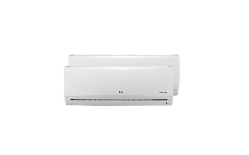 LG Inverter New – 4 Ticks System 2 (A2UQ18GFA1 / AMNC09GDBA2 X2)