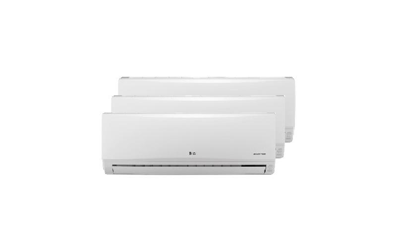 LG Inverter New – 5 Ticks System 3 (A4UQ26GFA2 / AMNC09GDBA2 X3)