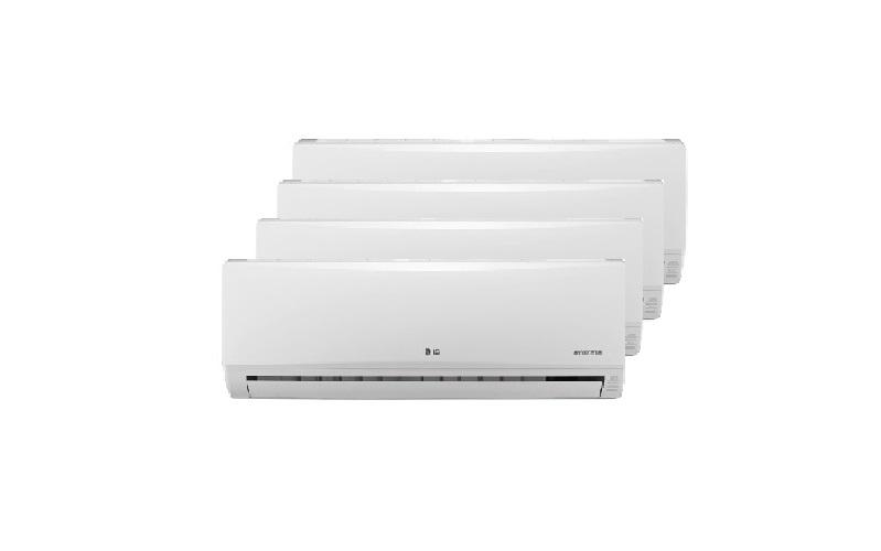 LG Inverter New – 5 Ticks System 4 (A4UQ26GFA2 / AMNC09GDBA2 X4)