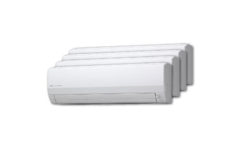 Fujitsu Inverter – 3 Ticks   System 4 (AOAG30LAT4 / ASAG09LMCA x4)