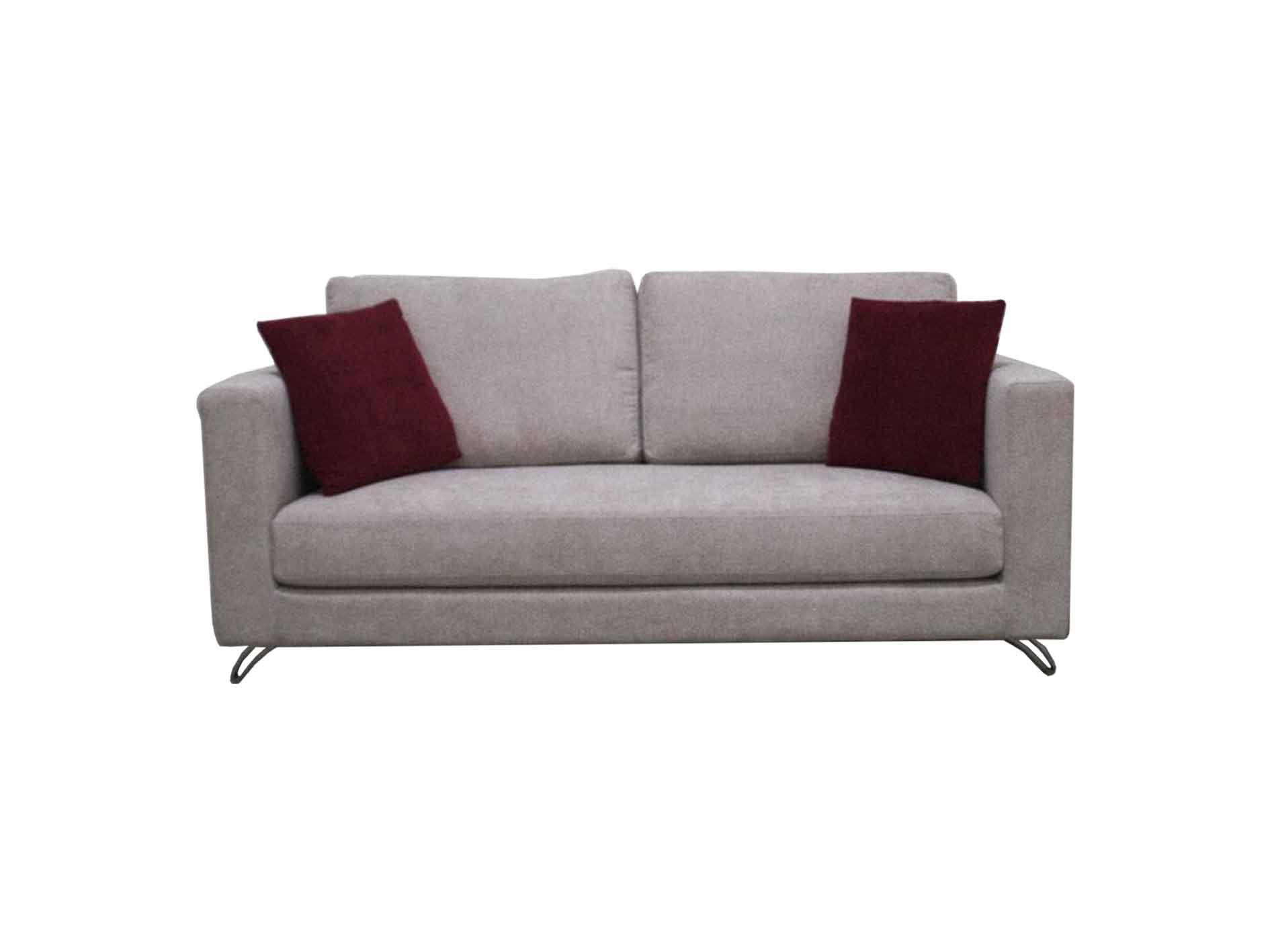 Valerio Designer Italian Fabric Sofa Saluto 3 Seater