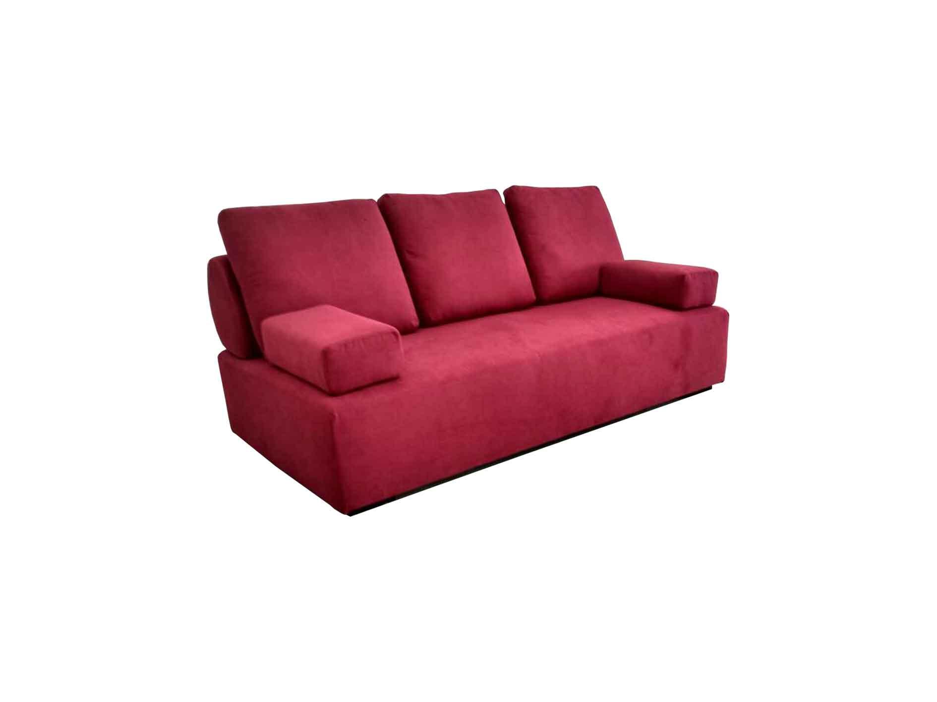 Valerio Designer Italian Fabric Sofa Volonta 3 Seater