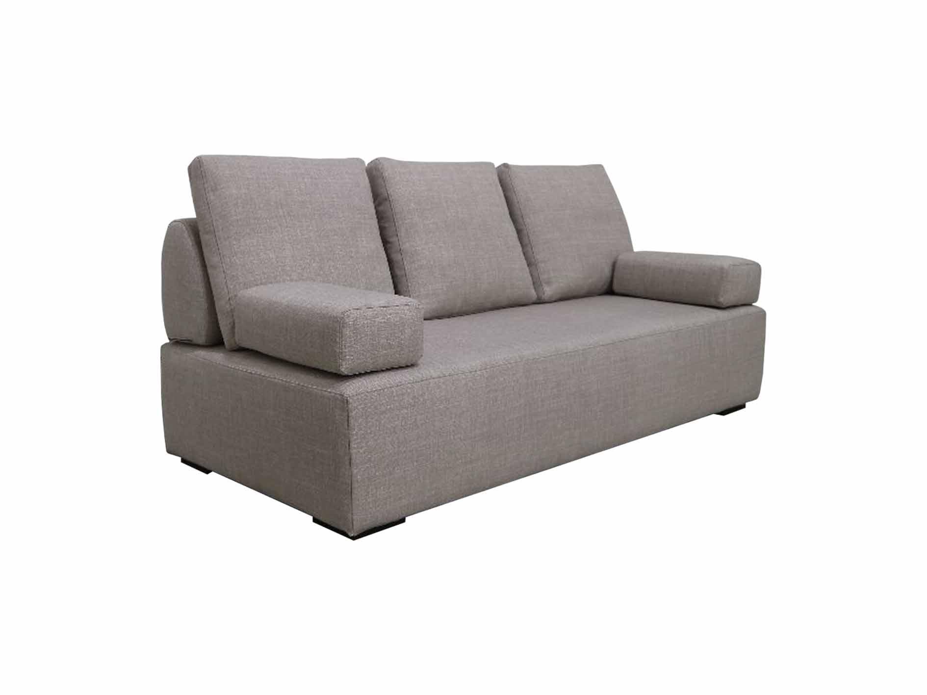 Valerio Designer Italian Fabric Sofa 3939 3 Seater