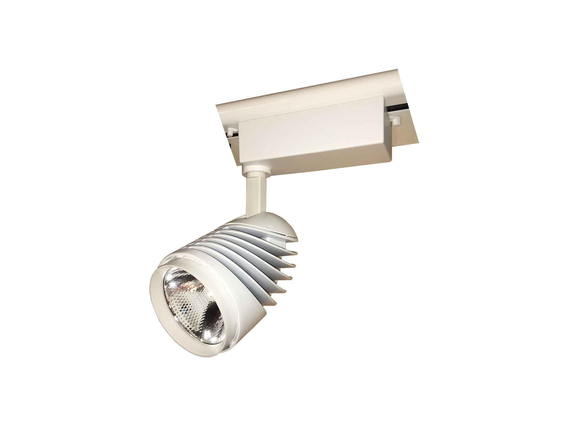 Track Light – TR-Bolou Lamp WH