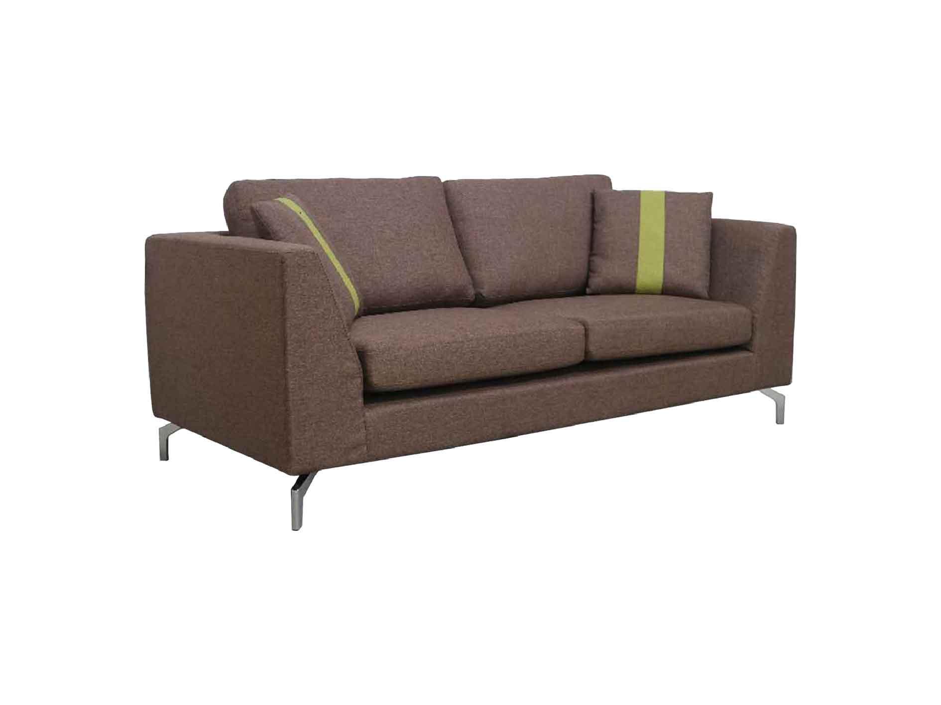 Valerio Designer Italian Fabric Sofa – Collina – 3 Seater fabric sofa (2.07 M)