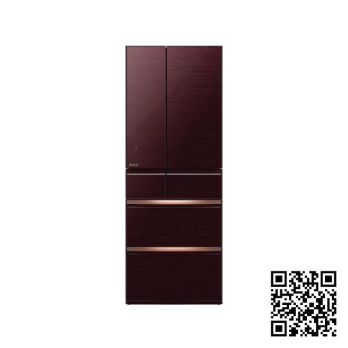 QRCode_MITSUBISHI_MR-WX60F-BR-P_6-DOOR_REFRIGERATOR_(488L)